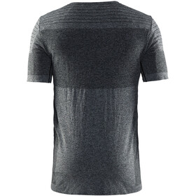 Craft Cool Comfort Rundhals SS Shirt Herren black melange